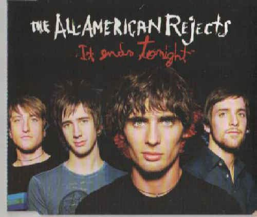 It Ends Tonight - All American Rejects CDS