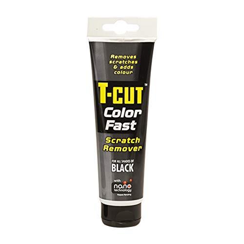 T-Cut Colour Fast Black Car Wax Polish Scratch Remover Colour Enhancer 150g Tube
