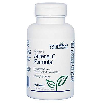 Dr. Wilson's Adrenal C Formula, 90 Caplets