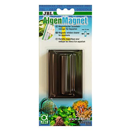 JBL Scheiben-Reinigungsmagnet für Aquarienscheiben, JBL Algenmagnet, L