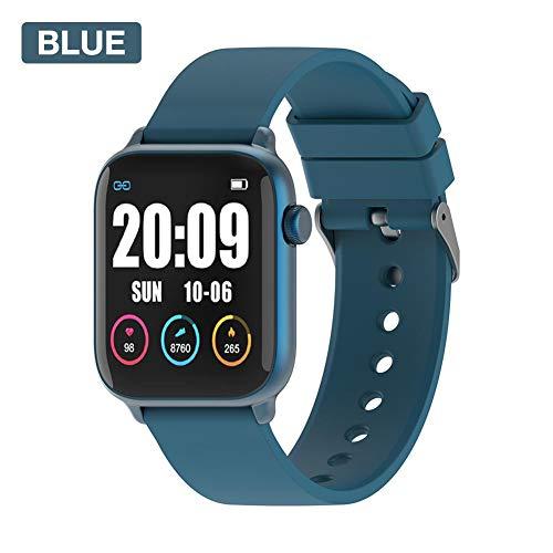 1Smart Uhr IP68 Wasserdichtes Multisport-Smart-Armband Echtzeit-Armband zur Überwachung des Temperaturzustands1