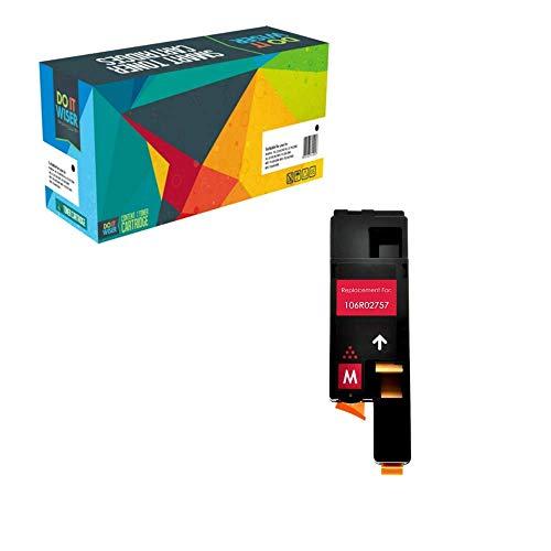 4-Pack Nero Ciano Magenta Giallo LCL Compatibile Phaser 6020 106R02759 106R02756 106R02757 106R02758 WorkCentre 6025 6027 Series Printers Cartucce di Toner per Xerox Phaser 6020 6022