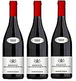 Masson Dubois 619955 Vin de France Bourgogne Hautes Cotes de Nuit - 0,75/Lot de 3