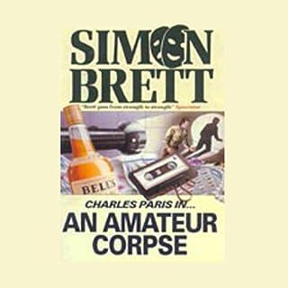 An Amateur Corpse audiobook cover art