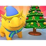 【クリスマス】クリスマスの飾り/手袋探し/ダイノとアルファベットを学ぼう/泡打ちゲーム