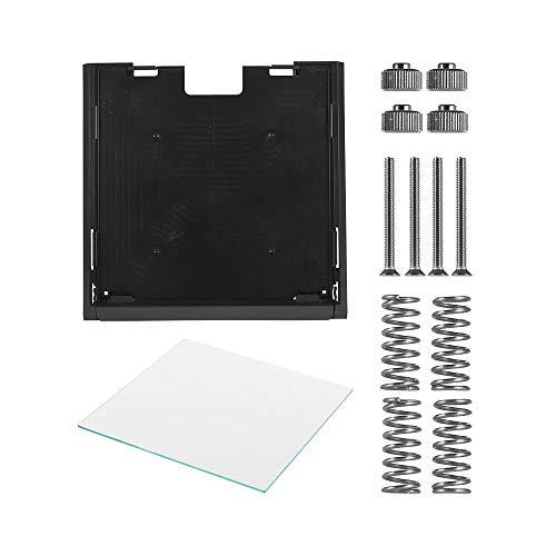 IJeilo 3D Printer Glasplaat 220 * 220 * 3mm Build Surface 3D-printers, als reserveonderdelen verbruiksartikelen