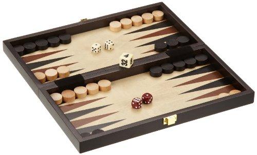 Philos 2511 - Set da Viaggio, Scacchi, Backgammon, Dama