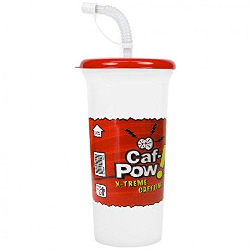 Caf - POW ! X-TREME CAFFEINE Becher , Abby , NCIS , Navy CIS , NEU , Original Merchandise aus den USA