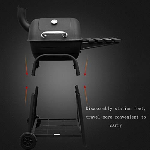 41giHkD6dSL. SL500  - Hong Yi Fei-Shop BBQ Grill Großer Außengrill Holzkohlegrill Mehr als fünf Außengrillöfen holzkohlegrill
