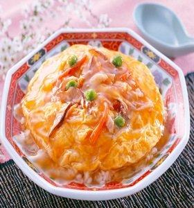 どんぶり職人 天津飯の素 1食 220g 12693