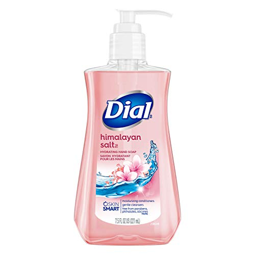 Dial Liquid Hand Soap, Himalayan Pink Salt & Water Lily, 7.5 Ounce