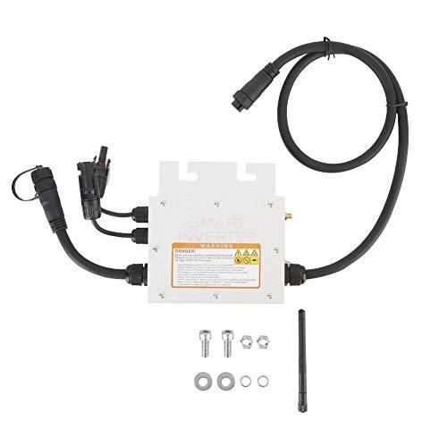 SG450MD Grid Tie Wechselrichter Solar Grid TieSolar Wechselrichter Grid Tie 18-50VDC bis 120 120V 230VAC Caredy IP65 wasserdicht 250W MPPT Micro Solar Wechselrichter Konverter
