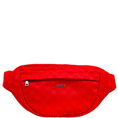 Joop! Damen Nylon Cornflower Zella Hipbag Mhz Umhängetasche Rot (Red)