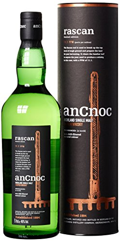 An Cnoc Rascan Limited Edition 11.1 ppm Whisky (1 x 0.7 l)
