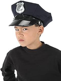 police hat child