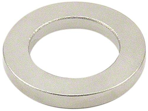 Magnet Expert 40mm de diamètre extérieur x 25 mm I.D. x 5 mm d'épaisseur samarium cobalt Bague Aimant - 11.4 kg Pull (Paquet de 1)