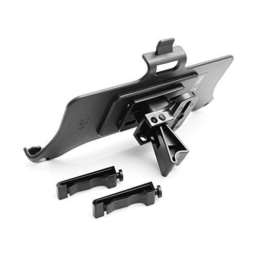 System-S KFZ ventilatierooster houder luchtrooster houder ventilator bevestiging snap on houder voor iPhone 6 Plus, 6s Plus