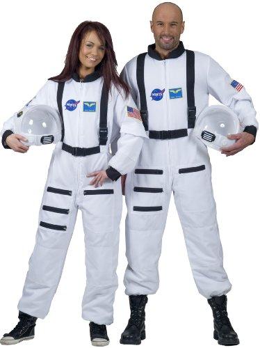 Generique - Déguisement Astronaute Blanc Adulte
