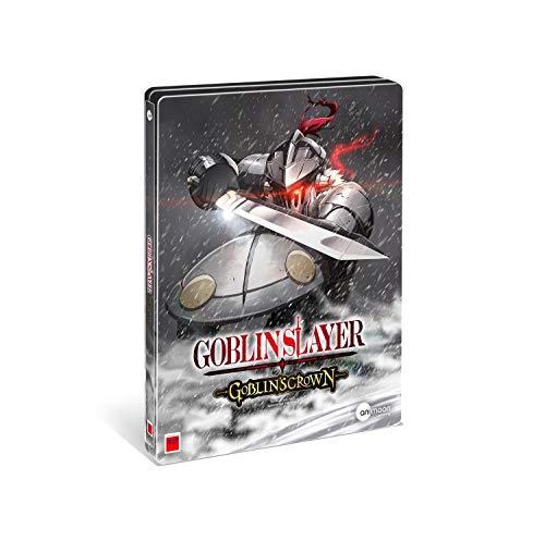 Goblin Slayer The Movie : Goblin's Crown (Steelbook) [Alemania] [DVD]