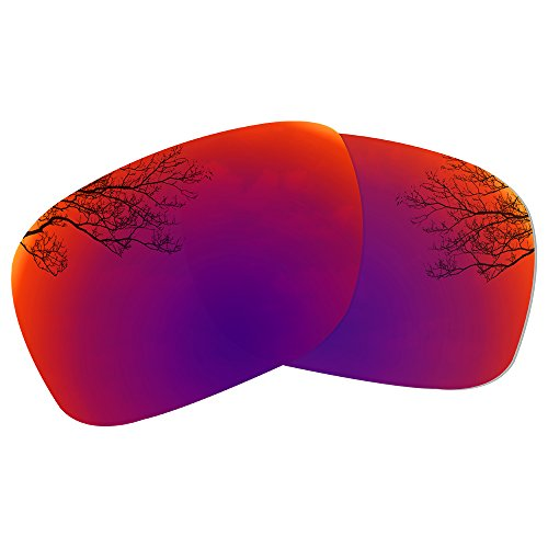 Dynamix Polarized Replacement Lenses for Oakley Holbrook - Multiple Options (Midnight, Polarized Enhanced)