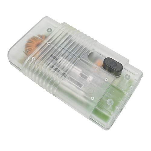 Christoph Palme Leuchten Trafodimmer 50-160 Watt 230V/12V Halogen Transparent Trafo-Schnurzwischendimmer 7160 RL4740