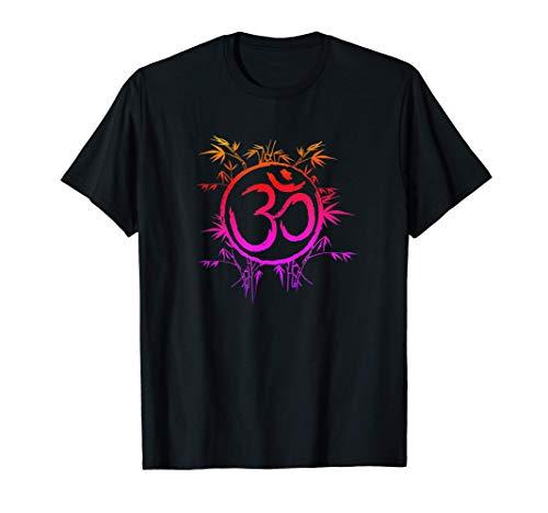 Om Zeichen Psytrance Rave T-Shirt