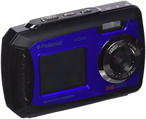 "Polaroid IF045 - Cámara compacta de 14 MP (2.8"", zoom digital 4x), color azul"