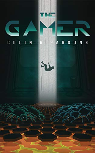 The Gamer by [Colin R. Parsons, Nicola Peake]