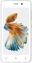 ZEN Admire Thrill 4.5 Inch Marshmallow 1GB & 8GB 4G Smartphone (White Gold)