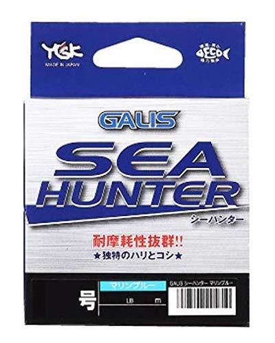 よつあみ(YGK) ガリス シーハンター SOFTマリンブルー 5m ハンガーパック 40LB 6号