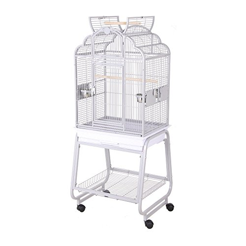 Hq Opening Victorian Cage, Small Parrot Cage...