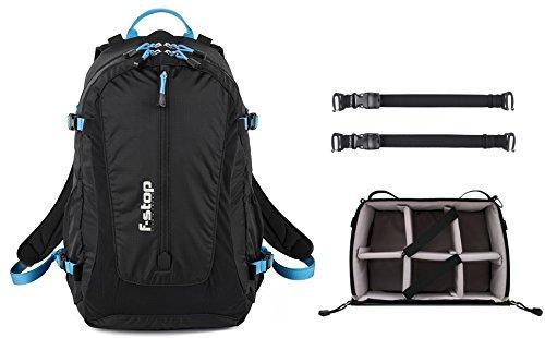 f-stop Guru 25L UL Essentials Bundle – inkl. kleinem, flachem ICU (interne Kamera-Einheit) und Gatekeepers