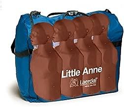 Little Anne Dark Skin CPR Manikin
