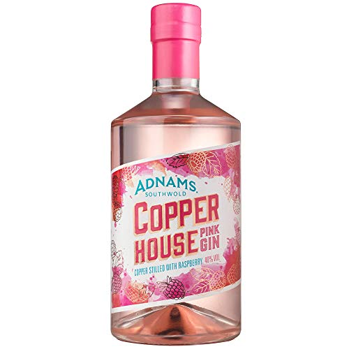 Photo of Adnams Copper House Pink Gin 40% – 6x70cl