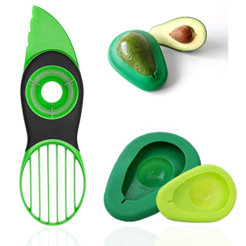 Avocado Slicer, 3 in 1 Avocado Cutter Tool