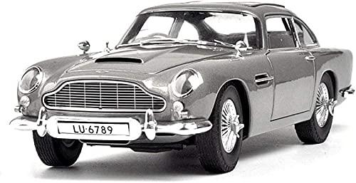 YANGDONG-アールデコ- 1:18 Aston Martin DB5合金シミュレーションカーモデル(カラー:グレー、サイズ:25.5cm9.5cm7.5cm)/ qccmxxwrj-88 RBZDXSBJ-1