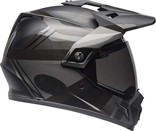 Bell MX-9 Adventure Mips Blackout Motocross Helm XL (61/62)
