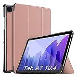 LKXING Samsung Galaxy Tab A7 10.4 Case 2020, Ultra Slim