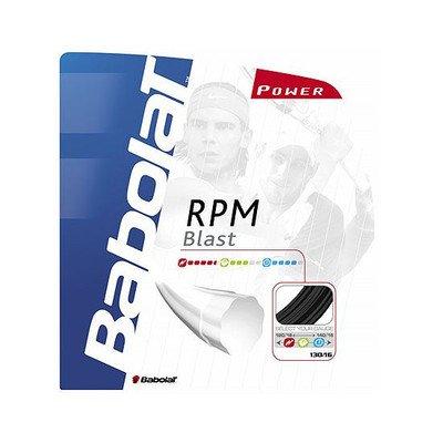 (バボラ)BabolaT RPMブラスト(BA241091) 硬式テニスガット ポリエステルストリング シンセチックストリング...