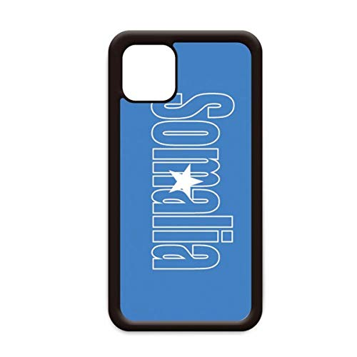 Somalia Land Fahne Name für Apple iPhone 11 Pro Max Cover Apple Handy Hülle Schale, for iPhone11