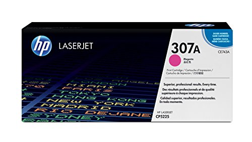 HP 307A | CE743A | Toner Cartridge | Magenta