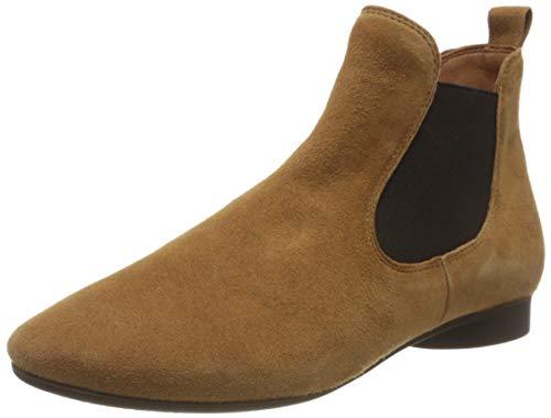 Think! Damen 686294_Guad Chelsea Boots, Braun (Cognac 55), 38.5 EU