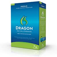 Dragon NaturallySpeaking Premium 11.0, US English