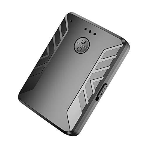 Pong Bluetooth 5.0 Transmisor de audio Carress Bar manos libres hablar TV computadora dual Runsmitters Qo MingYuChangHu