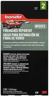 Fiberglass Repair Kits - 8-oz. fiberglass repairkit [Set of 6]