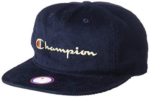 Champion Life Herren Corduroy HAT Baseball Cap, Navy, Einheitsgröße