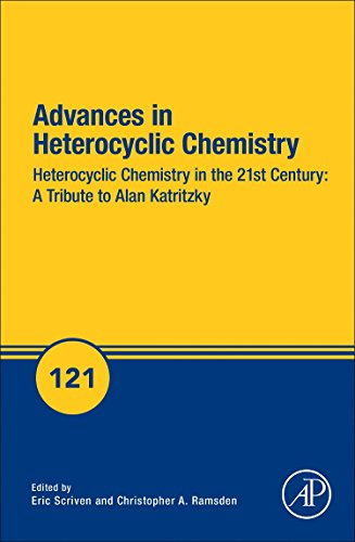 Heterocyclic Chemistry in the 21st Century: A Tribute to Alan Katritzky, 121