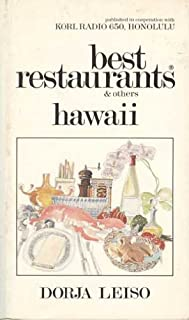 Best restaurants & others, Hawaii