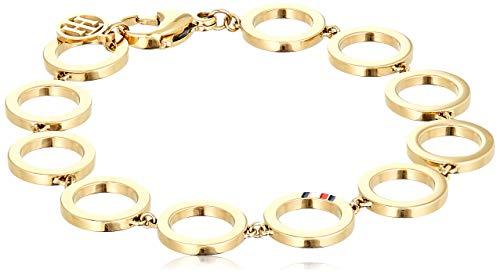 Tommy Hilfiger pulsera Mujer chapado en oro No - 2780312