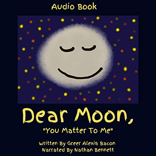 "Dear Moon: ""You Matter To Me"" cover art"